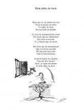 Titre: Poèmes illustrés. Auteur: